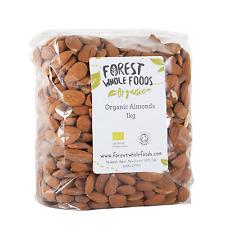 Biologique Naturel Amandes 1kg - Forest Whole Foods