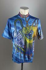 Primal Wear radtrikot taille XL 60 cm Angler Jersey Vélo Maillot Shirt vg5