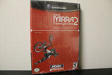 Dave Mirra Freestyle BMX 2  (Nintendo GameCube, 2001) *New/Factory Sealed/Wii