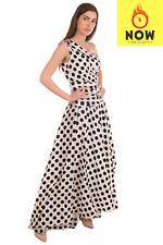 RRP €2780 DOLCE & GABBANA SARTORIA Empire Line Gown Size 44 M Silk Blend Crystal