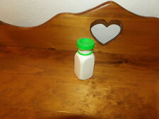 HTF Fisher Price Fun with Food GREEN Lid Milk Juice Jug Bottle Drink Container