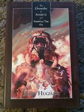 CHRONICLES OF MASTER LI AND NUMBER 10 OX Barry Hughart 2nd printing HC SUB PRESS