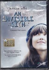 Dvd AN INVISIBLE SIGN ~ AN 1NVISIBLE SI6N ~ I NUMERI DEL CUORE J.Alba nuovo 2010