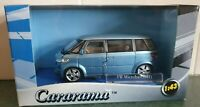 Cararama 1:43 scale VW MICROBUS (2001) BLUE Diecast Model Boxed