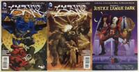 Justice League Dark #33,35 & 40. All B variants (DC 2014) 3 x issues