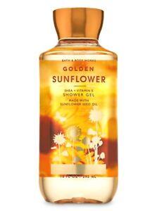 Bath And Body Works Golden Sunflower Shower Gel