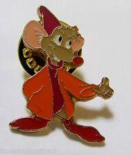 Disney Pin 39992 Cinderella Dreams Do Come True Jaq the Mouse Pin
