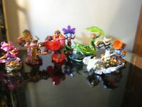 SKYLANDERS LOT ACTION FIGURES TOY  Activision