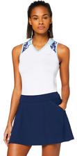 Under Armour 1326927-408 Womens Size M Navy Links Golf Skirt/Skort