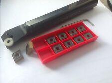 CNMG-Bohrstange S25R PCLNR 12 plus 10 Stück CNMG 120404...... NEU!!