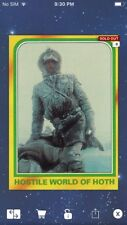 Topps Star Wars Digital Card Trader ESB Selects Hostile World Of Hoth Insert