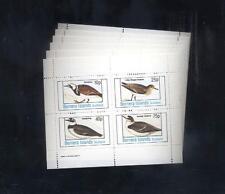 (928479) 6x Birds, Small lot, Bernera