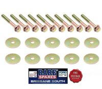 HOLDEN HQ HJ HX HZ WB UTE AND PANEL VAN BODY MOUNT BOLT KIT