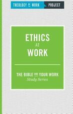 Theology Of Work Project-Ethics At Work  (UK IMPORT)  BOOK NEW