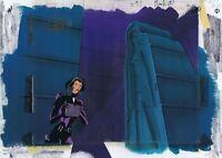 AEON FLUX ORIGINAL 1990'S PRODUCTION CEL MTV LIQUID TELEVISION TOMB