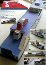 Stena Horizon - Stena Line 2019 Card Craft Easy Build Model Ferry Kit