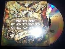 New Found Glory Not Without A Fight Card Sleeve Promo CD