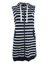 Tommy Hilfiger Women's Zip Hoodie Dress Swim Cover-Up
