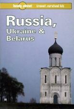Lonely Planet Russia, Ukraine and Belarus (Lonely Planet Travel Survival Kit) b