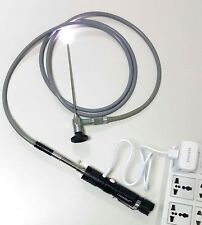 ClaraMed Battery/USB Powered Smart Portable Endoscope LED Light Source S2