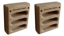 Crusher Orb x 2 - Fingerboard, Climbing Hold,Training Board