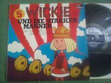 LP: Wickie und die starken Männer (5) - FONTANA - 1976