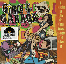 V/A - GIRLS IN THE GARAGE VOL. 10, 2017 RECORD SRORE DAY COLOURED vinyl LP, NEW!