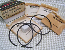 Quicksilver: Piston Ring Assy 12 Pack, Single P# 39-48834A12,  /  (8183)
