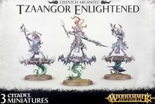 Tzeentch Arcanites: Tzaangor Enlightened GWS 83-74