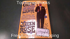 SIGNED Got to Give the People What They Want by Jalen Rose, new, Autographed