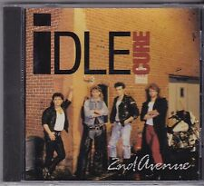 IDLE CURE - 2nd AVENUE (*NEW-CD, 1990, Frontline) Xian AOR Arena Rock