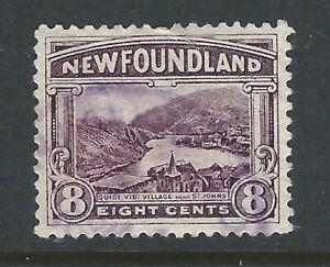 Bigjake: Newfoundland #s 137, 8 cent Quidi Vidi