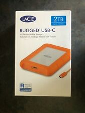 "LaCie Rugged 2 TB, externa, 5400 Rpm, 2.5"" (STFR 2000800) de disco duro"