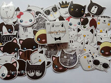 1 box 45 PCS animal Scrapbooking diary planners Notebook Decorative stickers