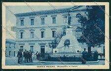 Reggio Calabria Gerace Marina cartolina EE5362