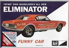 MPC Retro Deluxe Edition 'Dyno' Don Nicholson's ELIMINATOR Funny Car 1/25 889/12