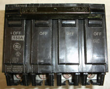 New General Electric Thqmv150Wl Midwest Cb4150H 2 Pole Ge Main Circuit Breaker