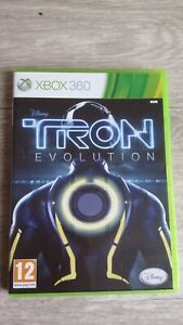xbox 360 tron evolution complet version fr etat presque neuf cd