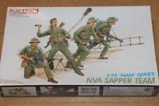 NEW Dragon (3308): NVA Sapper Team au 1/35