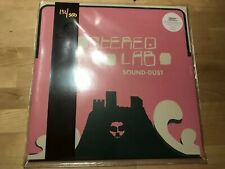Stereolab - Sound-Dust. 3LP Clear Vinyl With OBI Strip. New