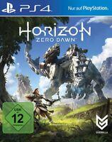 PS4 / Sony Playstation 4 Spiel - Horizon: Zero Dawn DE/EN mit OVP