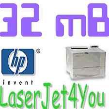 32MB HP LASERJET MEMORY 4100TN 4101MFP 4200 4200DTN NEW