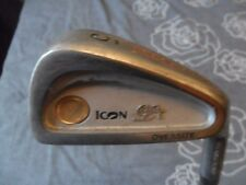 Vintage Golf Club Prosimmon Icon 5 Iron Steel Shaft
