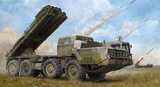 Trumpeter 1/35 Russian 9A52-2 Smerch-M MRL RSZO 9k58 Launcher #01020 #1020 *nEW*