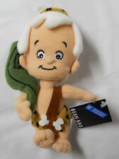 1999 Warner Bros Studio Store Bamm-Bamm Rubble Mini Bean Bag-Beanie