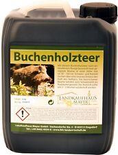 5 KG Jagd-Buchenholzteer Top Lockmittel Schwarzwild Holzteer Wildverbiss Rotwild