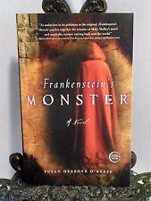 LN Frankenstein's Monster Life After Creatures Maker Dies Susan Heyboer O'Keefe