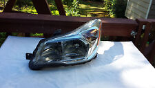 2014 2015 Subaru Forester Headlight LEFT Headlamp Halogen OEM 14 15
