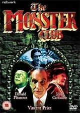 Monster Club 5027626239848 With Vincent DVD Region 2