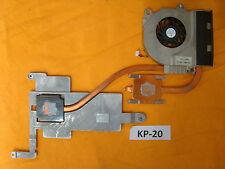 Original Sony VAIO vgn-nr11z Model pcg-7z1m radiador fan #kp-20